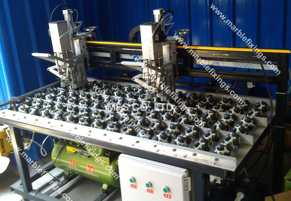 table undercut drilling machine